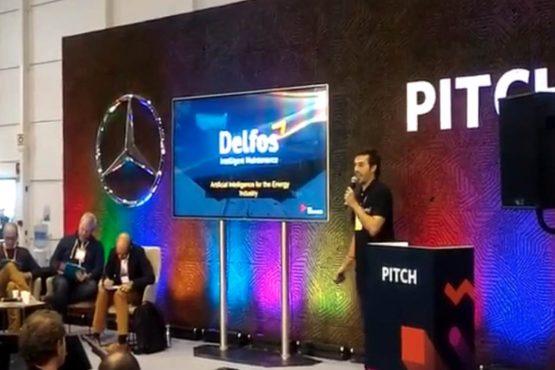 Delfos is Semifinalist at Web Summit 2017